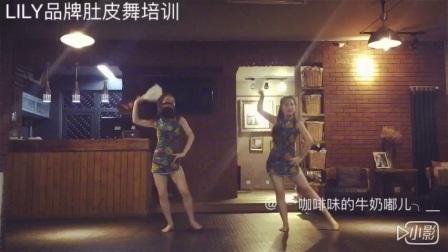 融合舞蹈,双人舞LILY品牌舞蹈