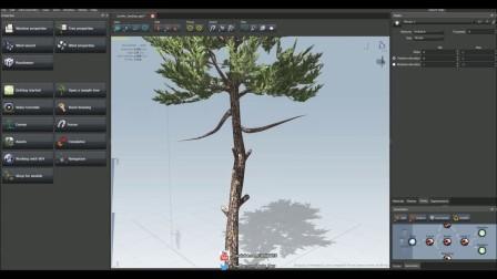 SpeedTree - Hand Drawing Tutorial (Unreal Engine 4)