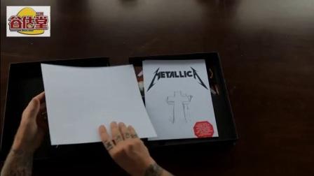 谷估堂 Metallica- Master of Puppets (Deluxe Box Set)