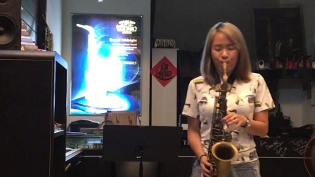 覺慈演奏小林香織曲目 使用樂器「Tk小林香織專款+Tk Sbv 小林香織專款笛頭」