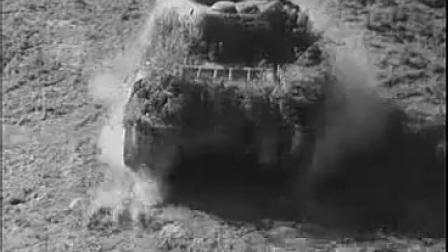 老电影《英雄坦克手》(战斗故事片、解放战争、国产电影、怀旧电影、反特故事片)_标清