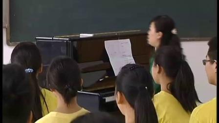 九年级音乐《绿袖子》教材示范课教学课例