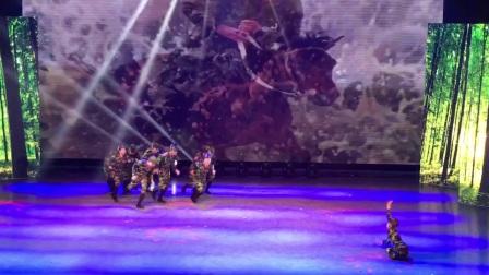 2017年8月27日内蒙分行双先表彰文艺汇演~兴安盟分行歌舞《相思树》