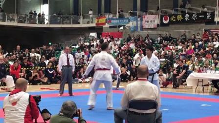 2017 JKA Gichin Cup - USA Vs JAPAN