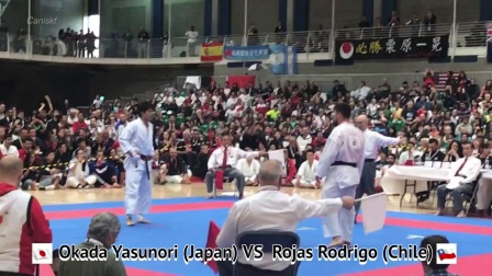 2017 JKA Gichin Cup - Men Kumite Final