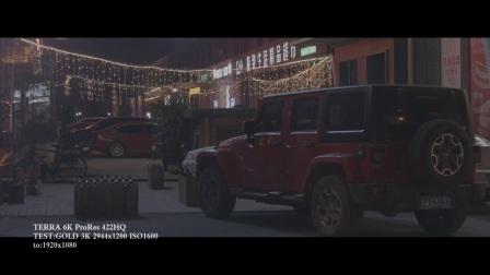 TERRA 6k黄金3k测试短片