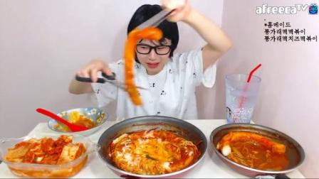 【韩国吃播】弗朗西斯卡吃播5篇_美食圈_生活(1)