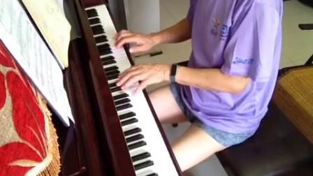 四小天鹅钢琴舞曲