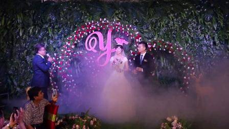 王帝老师才艺婚礼展示