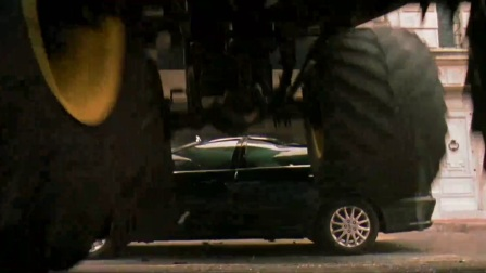 的士速递3  局长带队抓歹徒 警车遭巨轮车碾压