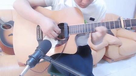 吉他指弹 女儿情