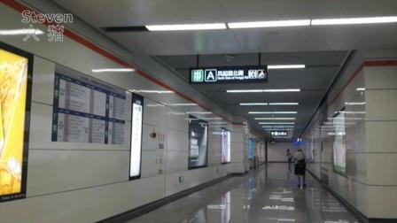 杭州地铁建国北路站 无障碍设施情况