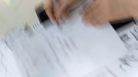 硬笔书法练习