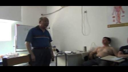 孙主任18311416009,中医推拿正骨手法视频李茂发-达摩正骨高级培训班03