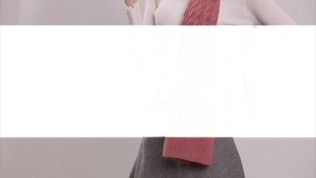 围巾主图视频