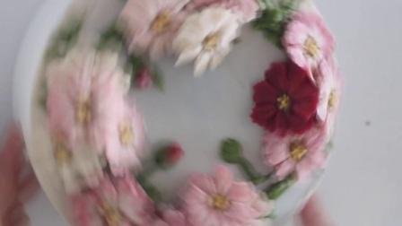 豆沙裱花12