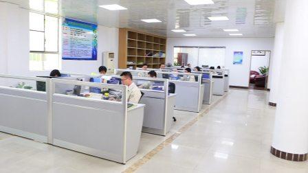 特普优环保新材料干净整洁的办公环境