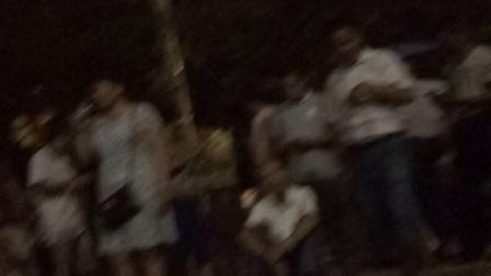 大化桥头七月十五山歌对唱