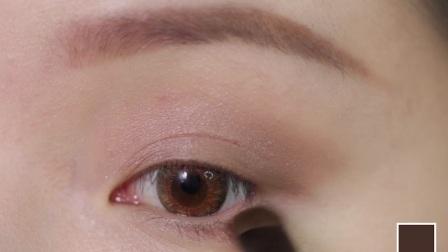 #吴琼琼的彩妆教室#日常的四种眼影配色教程!