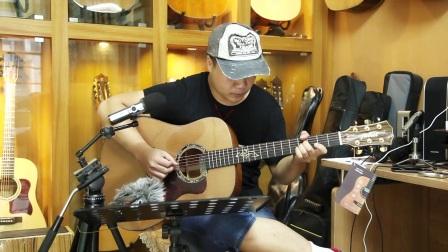 邱武刚《漂洋过海来看你》朱丽叶指弹吉他弹唱