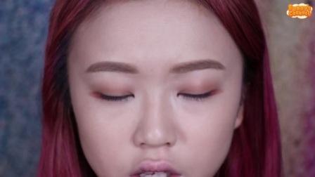 My current signature makeup look