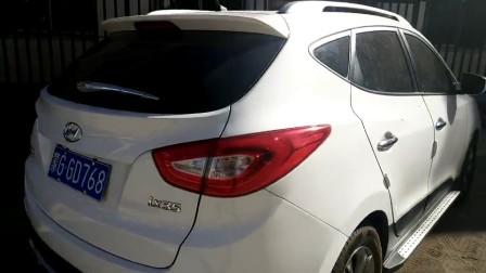 通辽车手二手车直卖网精品个人车现代iX35 2013款2.0L 自动两驱智能型 GLS