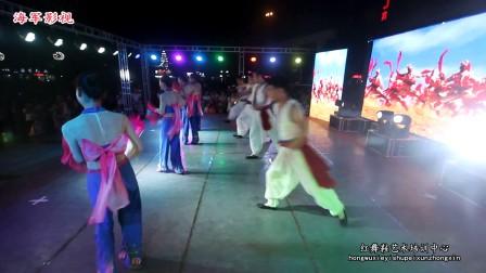 山西民间舞(踢鼓子)   --红舞鞋艺术培训中心第七届舞蹈汇报展演及颁奖典礼