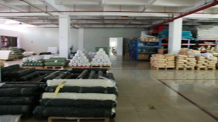 特普优环保新材料TPU薄膜成品仓库