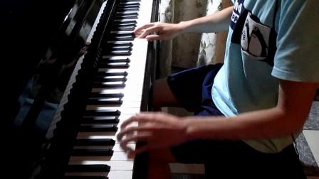 【电钢琴】夜空中最亮的星
