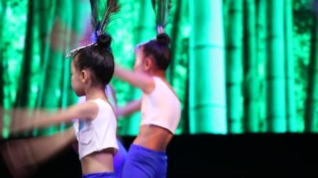 4-22 全国少儿舞蹈大赛-邯郸选拔赛-傣族女孩