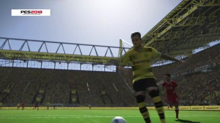 Pro Evolution Soccer 2018 with NVIDIA Ansel - Capture th