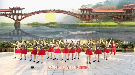 祁阳凌云广场舞-水月亮