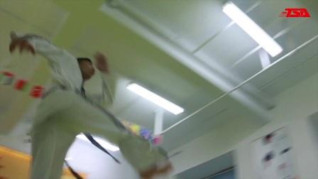 特攻学院-08 Part3 跆拳道 踢踢踢 还敢再飞高点吗?