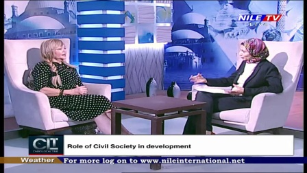 埃及尼罗河电视台(Nile TV)讨论ALKHEMIE H3O2
