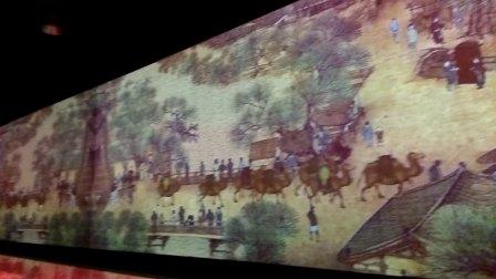 上海世博馆-清明上河图