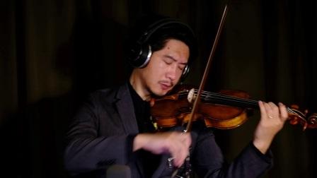许岑小提琴演奏「美貌大世界」主题曲