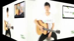 《1分钟吉他教学》29.附点音符《天空之城》