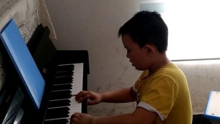 《童年》钢琴曲(原汁原味)video_20170909_112425