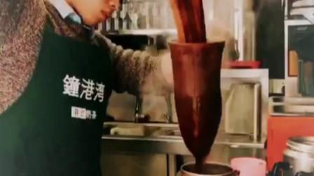 港式奶茶教学 奶茶制作 鸡蛋仔制作