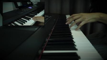 开往春天的地铁 (从你的全世界路过-插曲 钢琴) - JianJie