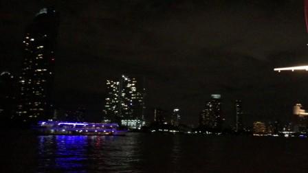 泛舟湄南河
