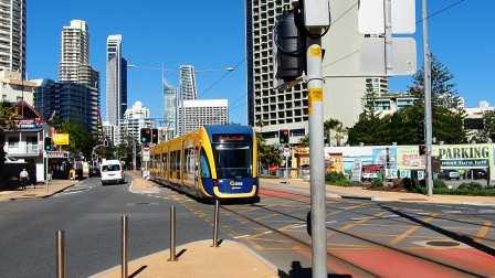 P7220669 - 澳大利亚黄金海岸有轨电车