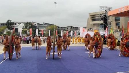 第三届中国非物质文化遗产传统技艺大展:黄山区轩辕车会
