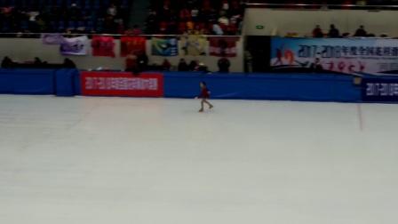 2017-2018全国花样滑冰大奖赛冰舞、女单、双人自由滑录像