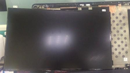 惠普zbook 17 G3自制屏线,换4k屏