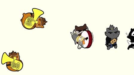 守望先锋猫咪Q版英雄趣闻视频
