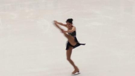 2017-2018 全国花样滑冰大奖赛 李子君 长节目
