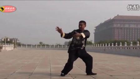 第六代传人张斌传统28式杨氏太极拳