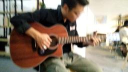 张路明老师 即兴演奏 视频用琴为萨伽超级款SP700