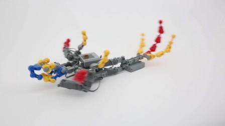 能力风暴教育机器人伯牙项目展示——金鱼